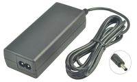2-Power ALT1880A power adapter/inverter Indoor Black