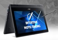Acer TravelMate Spin B3 TMB311RN-31-C0FM Hybrid (2-in-1) 29.5 cm (11.6