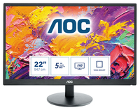 AOC Basic-line E2270SWDN LED display 54.6 cm (21.5