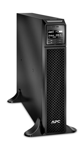 APC SRT3000XLI uninterruptible power supply (UPS) Double-conversion (Online) 3000 VA 2700 W 10 AC outlet(s)
