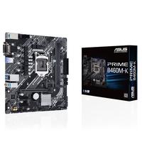 ASUS PRIME B460M-K Intel B460 micro ATX