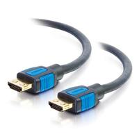 C2G 82379 HDMI cable 1.8 m HDMI Type A (Standard) Black, Blue