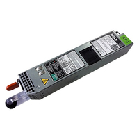 DELL 450-AEKP power supply unit 550 W Black, Stainless steel