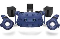 DELL HTC VIVE Pro Eye Dedicated head mounted display Black, Blue