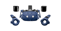 DELL HTC Vive Pro Dedicated head mounted display Black, Blue