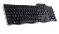 DELL KB-813 keyboard USB QWERTY UK English Black