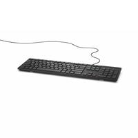 DELL KB216 keyboard USB QWERTY UK English Black