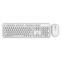 DELL KM636 keyboard RF Wireless QWERTY English White