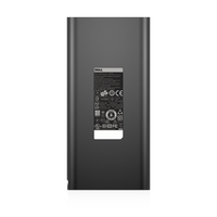 DELL PW7015L power bank Lithium-Ion (Li-Ion) 18000 mAh Black