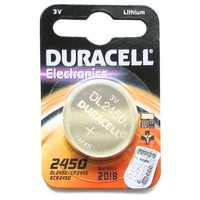 Duracell DL2450 household battery Single-use battery Lithium