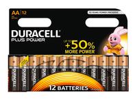 Duracell MN1500B12 household battery Single-use battery AA Alkaline