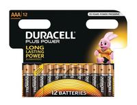 Duracell MN2400B12 household battery Single-use battery AAA Alkaline