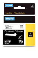 DYMO IND Permanent Polyester