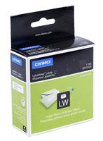 DYMO Large Return Address Labels - 36 x 89 mm - S0722520