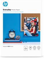 HP Q5451A photo paper A4 Black, Blue, White Semi-gloss