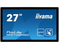 iiyama ProLite TF2738MSC-B1 touch screen monitor 68.6 cm (27