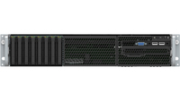 Intel R2208WFTZSR server barebone Intel® C624 LGA 3647 (Socket P) Rack (2U)