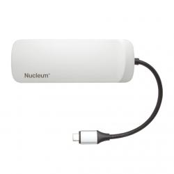 Kingston Nucleum Multi Type-C USB HDMI microSD SD Memory Card Hub