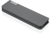 Lenovo 40AU0065UK notebook dock/port replicator Wired USB 3.2 Gen 1 (3.1 Gen 1) Type-C Black