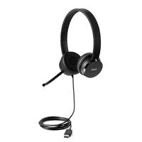 Lenovo 4XD0X88524 headphones/headset Head-band Black