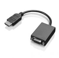 Lenovo HDMI / VGA Black