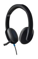Logitech H540 Headset Head-band USB Type-A Black