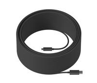 Logitech Strong USB cable 45 m USB 3.2 Gen 2 (3.1 Gen 2) USB A USB C Grey