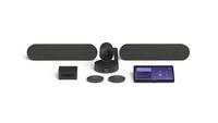 Logitech Tap Large Bundle - Microsoft Teams video conferencing system Group video conferencing system
