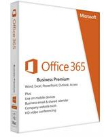 Microsoft Office 365 Business Premium 1 license(s) 1 year(s)