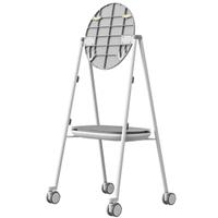 Microsoft Steelcase Roam Mobile Stand Grey Multimedia cart