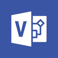 Microsoft Visio 2019 1 license(s) Multilingual