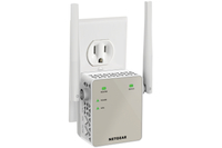 Netgear EX6120-100UKS network extender White