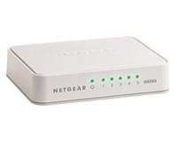 Netgear GS205 Unmanaged Gigabit Ethernet (10/100/1000) White