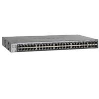Netgear GS752TSB Managed L3 Gigabit Ethernet (10/100/1000) Black