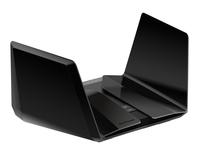 Netgear Nighthawk AX12 wireless router Gigabit Ethernet Dual-band (2.4 GHz / 5 GHz) Black