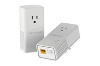 Netgear PLP1000 1000 Mbit/s Ethernet LAN White 2 pc(s)