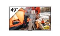 Sony FWD-49X70H/T signage display Digital signage flat panel 123.2 cm (48.5