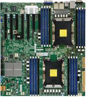 Supermicro X11DPH-I server/workstation motherboard Intel® C621 LGA 3647 (Socket P) Extended ATX
