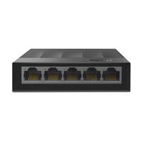 TP-LINK LS1005G network switch Gigabit Ethernet (10/100/1000) Black