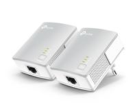 TP-LINK TL-PA4010KIT 600 Mbit/s Ethernet LAN White 2 pc(s)