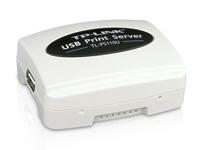 TP-LINK TL-PS110U print server Ethernet LAN Black, White