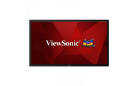 Viewsonic CDE7500 signage display Digital signage flat panel 190.5 cm (75