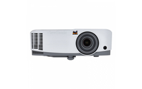 Viewsonic PA503S data projector Desktop projector 3600 ANSI lumens DLP SVGA (800x600) Grey, White