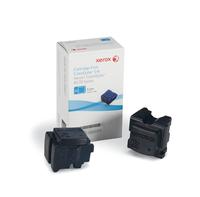 Xerox Genuine ColorQube 8570 / 8580 Cyan Solid Ink () - 108R00931